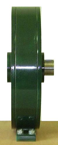 Фотография модульного низкооборотного генератора Белашова МГБ-300-144-2.
